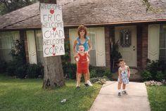 Monica, Chad and Eric- 1989