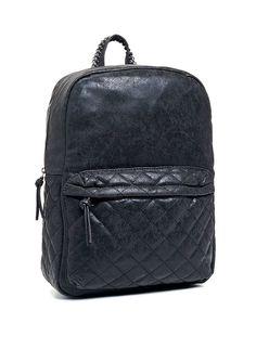 Mavi'nin Aksesuar koleksiyonundan, siyah, %100 poliüretan kadın çanta. En: 37 cm; Boy: 41 cm