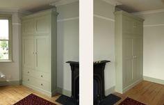 N B Crossling - Fitted Bedroom Furniture Bristol Alcove Wardrobe, Oak Wardrobe, Bedroom Wardrobe, Built In Wardrobe, Home Bedroom, Bedroom Ideas, Bedroom Inspo, Wardrobe Ideas, Master Bedroom
