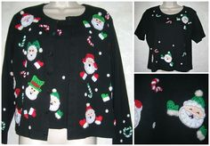 Christmas Sweater Set by Just B Size L 100% Cotton 2 piece set | Clothing, Shoes & Accessories, Women's Clothing, Sweaters | eBay!