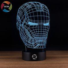 LE3D 3D Optical Illusion Desk Lamp 3D 4cd063f0e0fe4