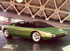 Lamborghini Bravo (Bertone), 1974