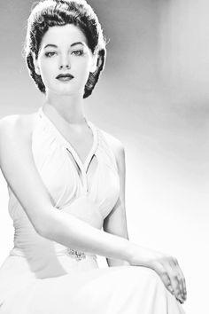 """ Ava Gardner photographed by Eric Carpenter 1940's """