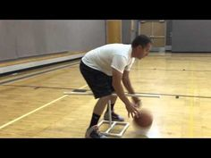 The Dribble Defender | Behind to Front Continuous Dribble Drill | Episode 10 - YouTube