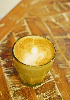 >>Beautiful groupon latte art