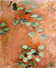 G. Caillebotte - Nasturces - Gustave Caillebotte - Wikipedia, the free encyclopedia