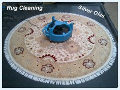 Rug cleaning shop