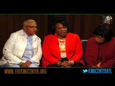 Bernice A. King, CEO of the King Center joins Dr. Dorothy Cotton and Doris Crenshaw to discuss the significance of The Letter From A Birmingham Jail 50 Years later and the Children's March of 1963.
