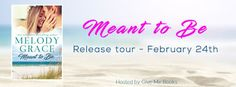 Nadine's Obsessed with Books: Meant to Be by Melody Grace (Release Blitz with Gi...