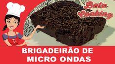 Brigadeirão de Micro Ondas | Bete Cooking #13