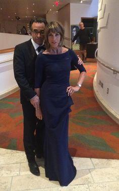 Mitch Glazer And Wendie Malick