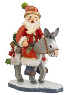 """Holzknoddl """"Santa's Donkey"""""""