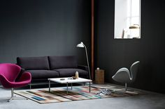 Coffee tables   Tables   PK61™/PK61A™   Fritz Hansen   Poul. Check it out on Architonic