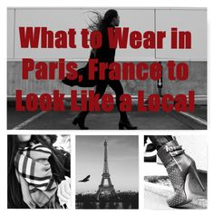 What to Wear in Pari