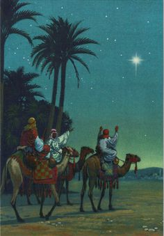 Three kings following the Star www.youravon.com/marycorso