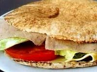 Gostosuras Sem Glúten: Pizza frita ou Pão para Beirute sem glúten