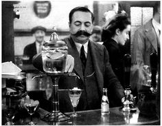 Victor Berlemont, 1939. Absinthe http://www.bbc.com/culture/story/20140109-absinthe-a-literary-muse