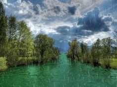 Gif animados de paisajes con movimiento - Imagui