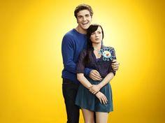 Beau Mirchoff with RUMORed girlfriend Ashley Rickards...