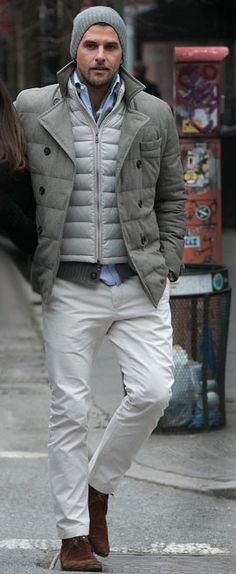 style and fashion for men