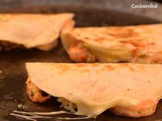 Shrimp Recipes, Fish Recipes, Mexican Food Recipes, I Love Food, Good Food, Yummy Food, Tasty Videos, Food Videos, Comida Diy