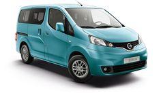 Nissan Evalia #Top_Partners