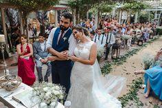 O casamento rústico