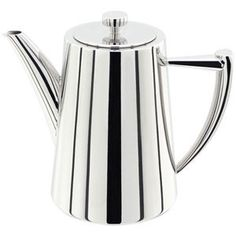 Continental Art Deco Teapot