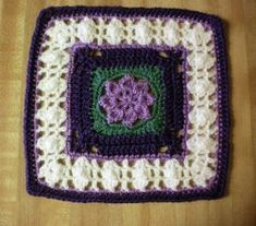 Granny Squares Patterns Archives - Page 9 of 15 - Knit And Crochet Daily