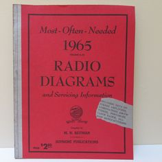 59 best vintage radio related books and magazines images on