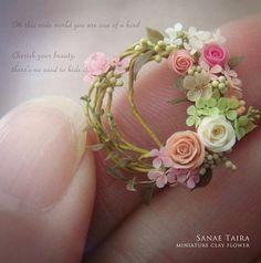 Красота и натуральность в миниатюрах японского мастера Sanae Taira - Ярмарка Мастеров - ручная работа, handmade