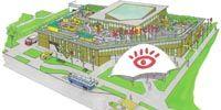 Ein Areal von 6'000 m2 für Spiel und Wissenschaft. Das Grösste in der Schweiz für Kinder unter 12 Jahren. Durch das Spiel in verschiedene Aktivitäten einsteigen, manipulieren und beobachten.