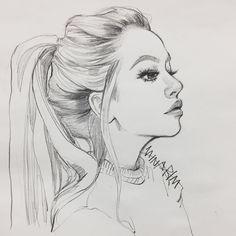 Secrets Of Drawing Realistic Pencil Portraits - Discover The Secrets Of Drawing Realistic Pencil Portraits Pencil Sketch Portrait, Portrait Sketches, Pencil Art Drawings, Realistic Drawings, Cool Drawings, Face Pencil Sketch, Pencil Sketching, Pencil Drawing Tutorials, Pencil Sketch Tutorial