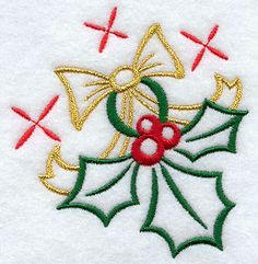 Machine Embroidery Designs at Embroidery Library! - Color Change - E6819