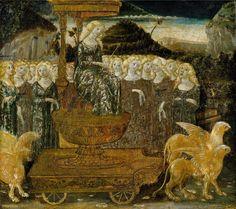 Francesco Di Giorgio Martini - Goddess of Chaste Love
