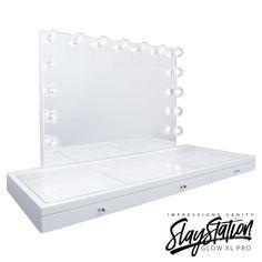 Impressions Vanity SlayStation™ Pro Vanity Table Top