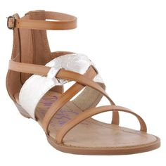 Blowfish Women's Badot Wedge Sandal *** Don't get left behind, see this great  product : Gladiator sandals