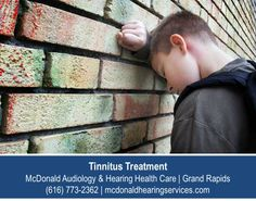 http://www.mcdonaldhearingservices.com/tinnitus-treatment.php – Tinnitus can be especially debilitating for children who often don't understand that the constant ringing and buzzing they hear isn't 'normal' because it has been there for most of their lives. If you notice a child fussing with their ears or complaining of noise in a silent room, have them evaluated by a Grand Rapids tinnitus specialist such as the experts at McDonald Audiology & Hearing Health Care.