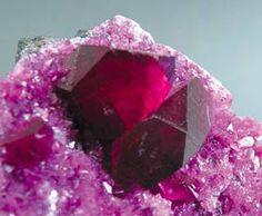 Chromium Clinochlore (Kämmererite).
