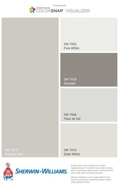 Best Sherwin Williams Eider White Sw 7014 Hgtv Home™ By 640 x 480