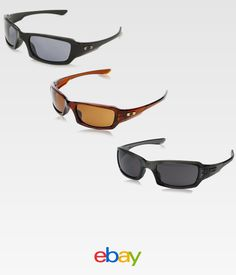 12034cea13fed Oakley Men s Fives Squared OO9238-04 Rectangular Sunglasses, ...