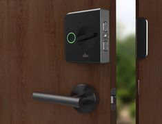 Altro #SmartLock is a Bluetooth & Wi-Fi enabled smart lock. Its unique design makes it Unpickable and Tamper-Proof.