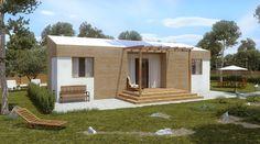 Case Prefabbricate Stile Francese : Fantastiche immagini su case in legno architecture townhouse