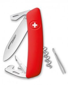 Custom Victorinox Pioneer Compact With Scissors And Pocket