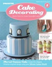 Cake Decorating is a series of best-selling Cake Decorating kits with guides and tools every month that teach you step-by-step how to make inspiring cakes, cupcakes, cake pops and celebratory cakes. Cake Decorating Magazine, Cake Decorating Kits, Sweet Cakes, Beautiful Cakes, Cake Pops, Chocolate Cake, Fondant, Wedding Cakes, Birthday Cake