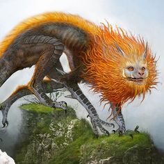 The incredible work of Rob Bliss ( Monster Concept Art, Fantasy Monster, Monster Art, Curious Creatures, Magical Creatures, Creature Concept Art, Creature Design, Fantasy Beasts, Fantasy Art