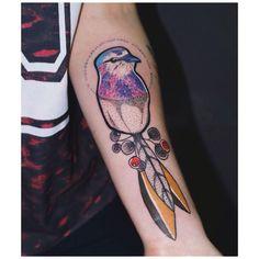 Artist Gulsah Karaca #ink #tattoo