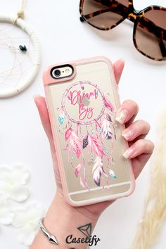#Dream big. Click through to see more iPhone 6 case designs by @rubyridgestudio >>> https://www.casetify.com/RubyRidgeStudios/collection | @casetify