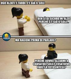 Humor italiano lol funny 64 Ideas for 2019 The post Humor italiano lol funny 64 Ideas for 2019 appeared first on Italiano Memes. Lego Humor, Lego Memes, Best Funny Jokes, Funny Quotes, Funny Humor, Fanny Photos, Dark Memes, Funny Stories, Mom Humor