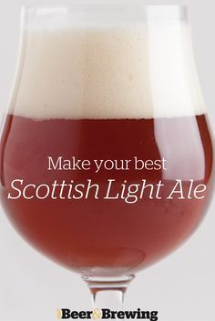 Make your Best Scottish Light Ale (60/-)
